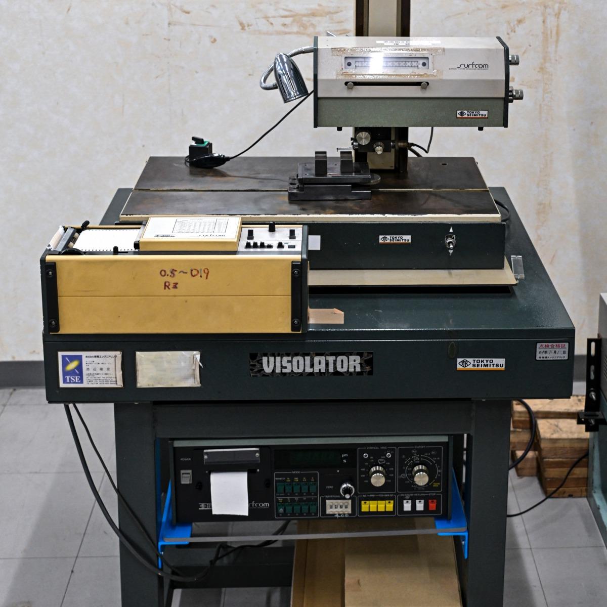 表面粗さ形状測定器