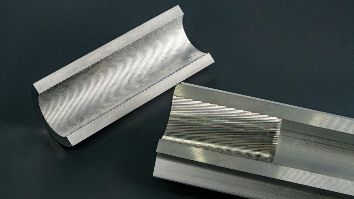 Inner grooved tube (fin tube)