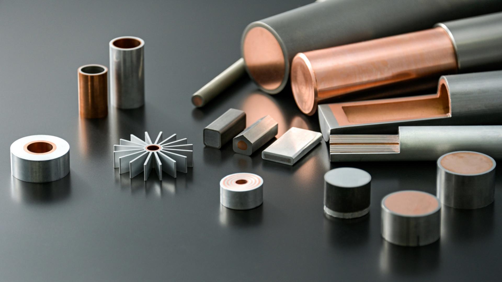 Clad Metal Materials