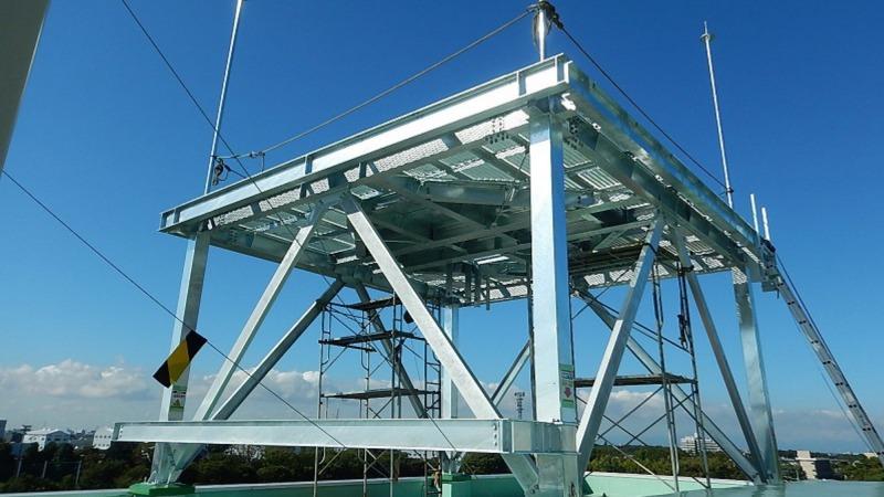 Custom Steel Structure